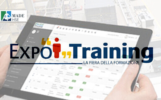 Made HSE vi aspetta ad Expotraining 2019
